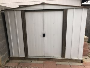 8x6 Shed for Sale in Chandler, AZ
