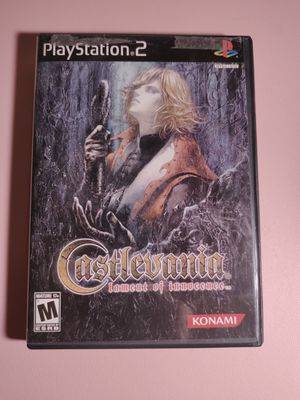 Castlevania Lament of Innocence ps2 for Sale in Phoenix, AZ