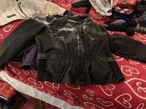 Motorcycle jacket women's for Sale in Obetz, OH