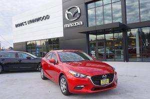 2017 Mazda Mazda3 4-Door for Sale in Lynnwood, WA