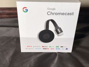 Google Chrome cast for Sale in Morrisville, NC