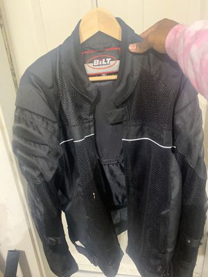 Motorcycle jacket for Sale in Brentwood, MD