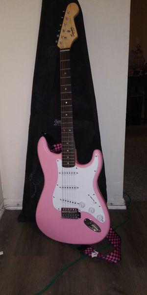 Squier Mini by Fender- Electric Guitar for Sale in Orange, CA