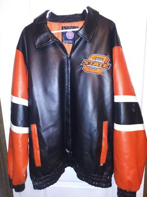 OSU heavy coat for Sale in Mounds, OK