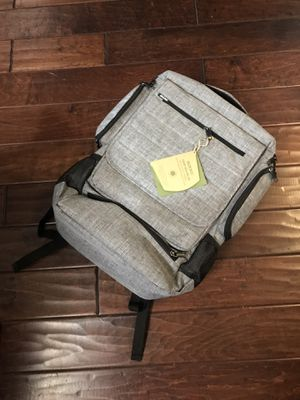 **reduced** Large Laptop/iPad Pro backpack bag or Diaper Bag for Sale in Fontana, CA