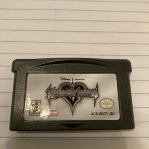 Kingdom Hearts Chain of Memories Nintendo GameBoy Advance for Sale in Chandler, AZ