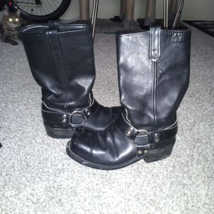 Sierra Motorcycle Boots Size 9 for Sale in Aurora, CO