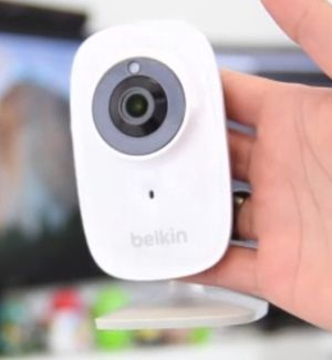 Belkin F7D7602V1 NetCam HD Security WiFi Camera for Sale in Tucson, AZ