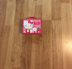 Hello kitty lunch w for Sale in Greensboro, NC