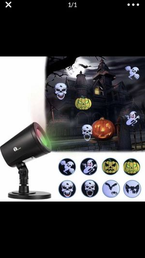 Halloween Eye-Caring LED Projector for Sale in South Pasadena, CA