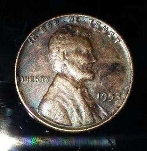 1953 Lincoln Wheat Ears Error for Sale in Hazlehurst, GA