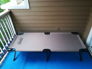 Coleman Trailhead 2 cot for Sale in Littleton, CO