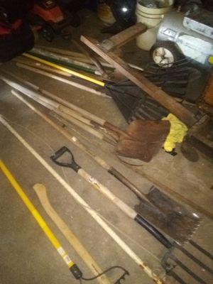 Yard tools for Sale in Spokane, WA