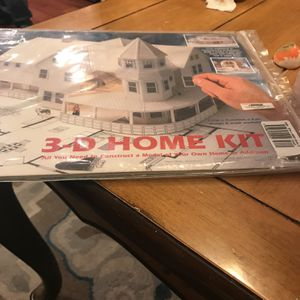 3 D Home Kit for Sale in Rockville Centre, NY
