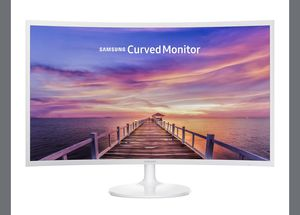 Samsung Curved Monitor 32' CF391 for Sale in Claremont, CA