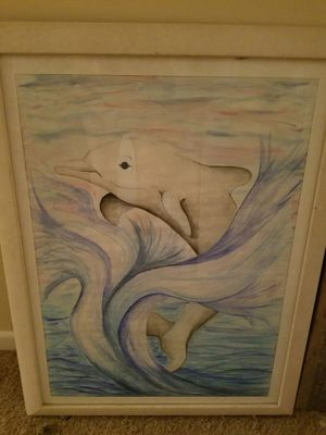 Dolphin picture for Sale in Florence, KY
