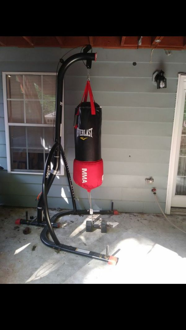 Boxing Stand With Bag | MMA