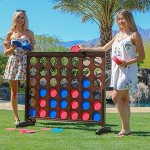 Giant 4 foot connect four game for Sale in Newport Beach, CA