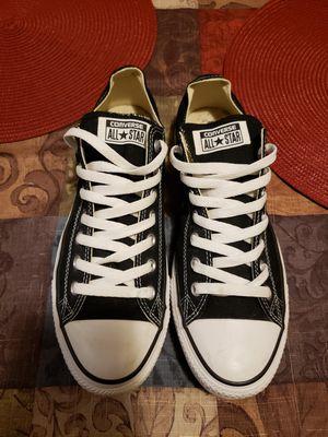 Converse Classic Black & White Size Men 10 Women 12 for Sale in Littleton, CO