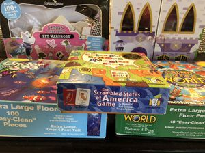 Puzzles, Ponies, and Pet Wardrobe for Sale in Chula Vista, CA