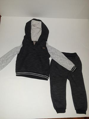 Lee Jogger Hoodie Sweat Jacket and Drawstring Sweat Pants 4T for Sale in Bound Brook, NJ
