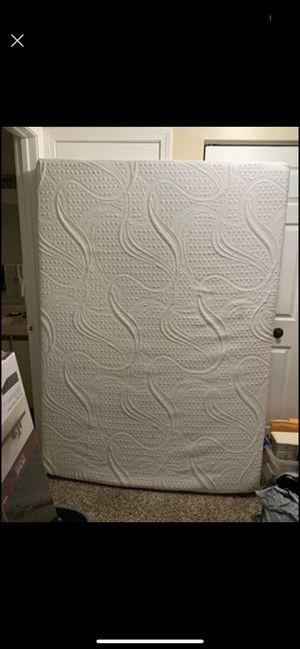 Memory foam full size mattress for Sale in Middletown, CT