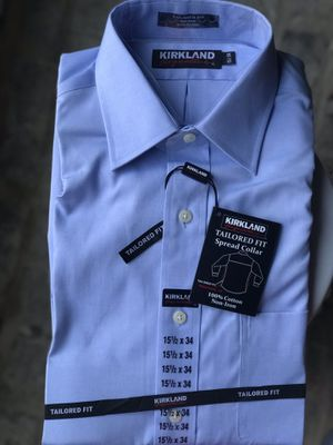 Men's 100% Cotton Dress Shirts for Sale in Vidalia, GA
