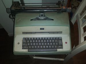 Ibm electtic typewriter powers up and functions for Sale in Baton Rouge, LA