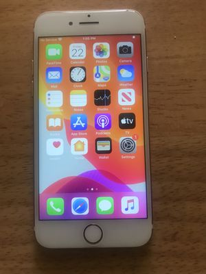 iPhone 7 32GB Rose Gold (AT&T Cricket H20) for Sale in Salt Lake City, UT