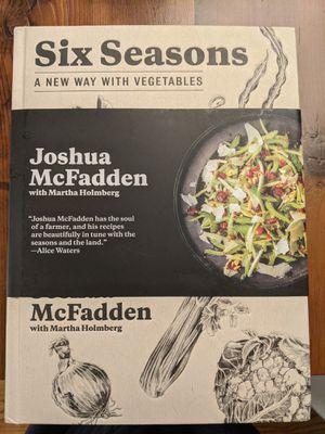 6 Seasons Cookbook for Sale in Tukwila, WA