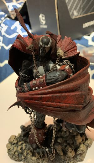 SPAWN CLASSIC, SERIES 17, SPAWN V ACTION FIGURE, MCFARLANE TOYS 2000 for Sale in Allentown, PA