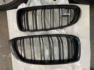 BMW M3 M4 f80 f82 grille for Sale in Houston, TX