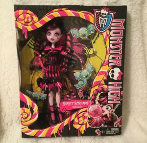 Monster High Sweet Screams Draculaura RARE Retired Exclusive 2013 Mattel for Sale in Goodlettsville, TN