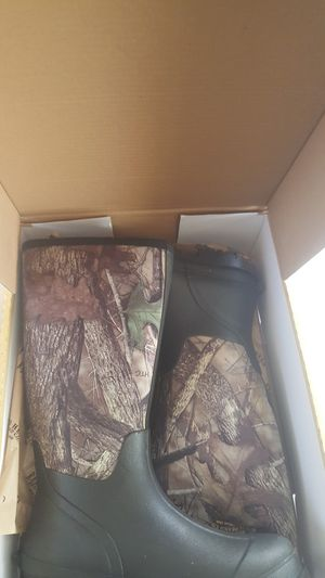 Camo muck boots for Sale in Berryville, VA
