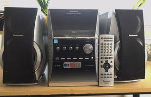 Panasonic CD Stereo System for Sale in Visalia, CA
