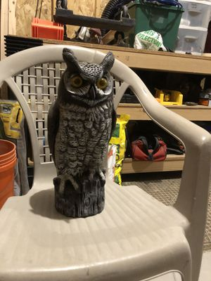 Yard owl for Sale in Allendale Charter Township, MI