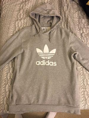 Grey Adidas Hoodie for Sale in Fairfax, VA