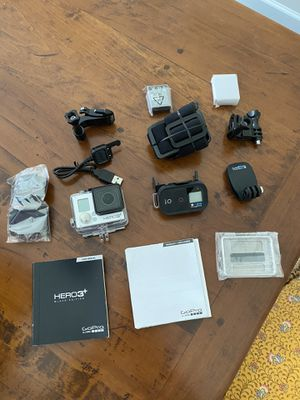 GoPro Hero 3+ with attachments. Brand new never used for Sale in Buffalo, NY