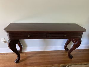 Frontgate Console Table for Sale in Cherry Hill, NJ