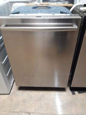 BOSCH stainless steel new DISWWASHER 12 MONTHS WARRANTY available for pick up or deliver for Sale in Halethorpe, MD