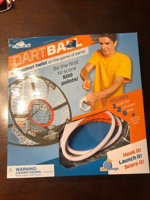 Dartball and duel Basketball Challenge for Sale in Folsom, CA
