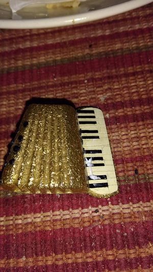 A accordion pin for Sale in Hyattsville, MD