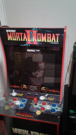 Mortalkombat arcade game miniature new for Sale in Bakersfield, CA