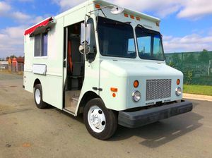 This Food Truck is practically new - 3000 miles put on it since purchase for Sale in Toledo, OH