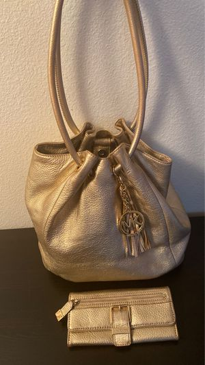 ✨Michael Kors Purse & matching Wallet✨ for Sale in Baldwin Park, CA