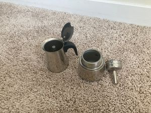 Stainless steel coffee maker for Sale in Dickinson, ND