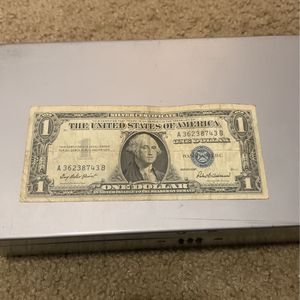 Silver Certificate Series 1957 for Sale in Levittown, PA