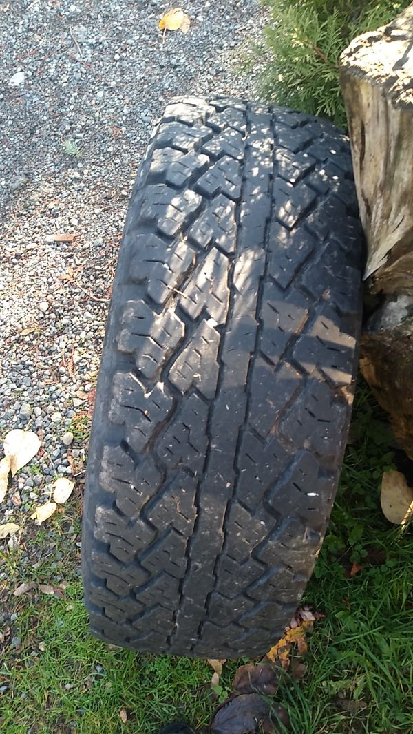 Custom tires and wheels