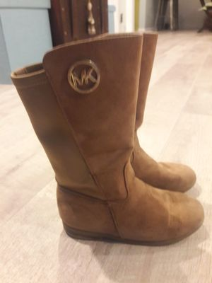 Michael Kors toddler boots for Sale in Virginia Beach, VA