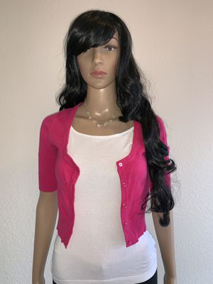 Pink cardigan for Sale in Sudley Springs, VA